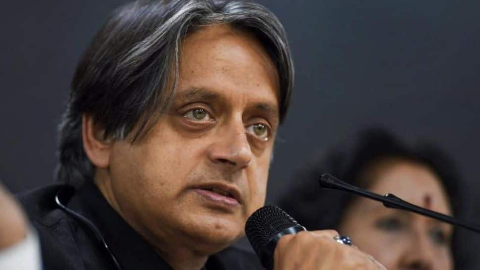 Congress leader Shashi Tharoor admitted in Delhi hospital days after testing positive for COVID-19