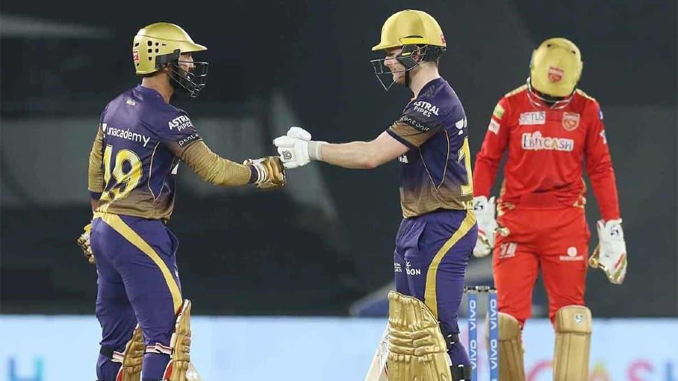 IPL 2021: KKR thrash PBKS by 5 wickets