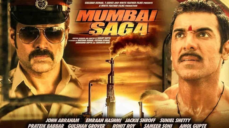 John Abraham, Emraan Hashmi starrer 'Mumbai Saga' to premiere on Amazon  Prime on April 27 | Movies News | Zee News