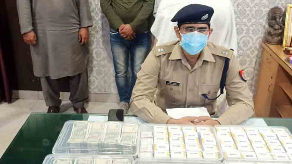 Ghaziabad doctor, 2 aides arrested for black marketing Remdesivir injections, Rs 36 lakh, car, motorbikes seized