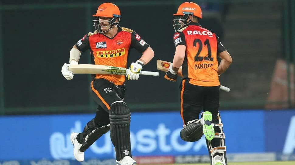 Though Pandey and Warner had a 106 run partnership, the two failed to shift gears in the middle overs