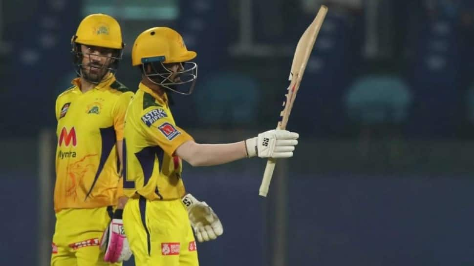 IPL 2021: CSK thrash SRH by 7 wickets to move top of the points table