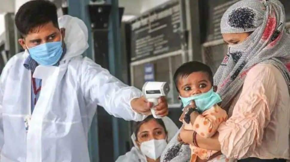 India reports over 3.92 lakh new COVID-19 infections, death toll crosses 2.15-lakh mark