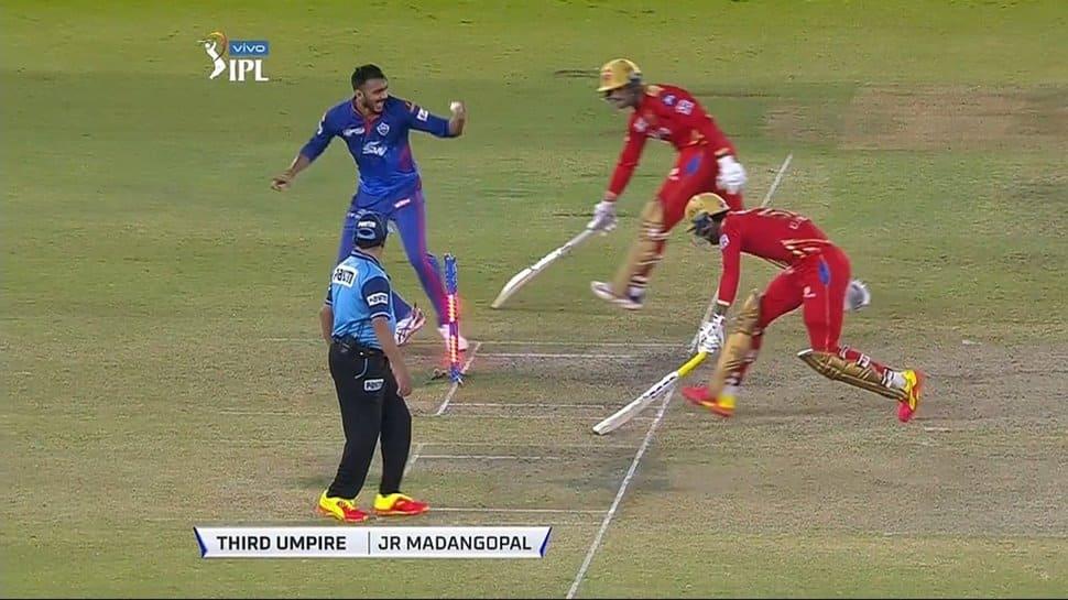 IPL 2021 DC vs PBKS: Deepak Hooda, Mayank Agarwal get in ugly mix-up against Delhi Capitals - WATCH