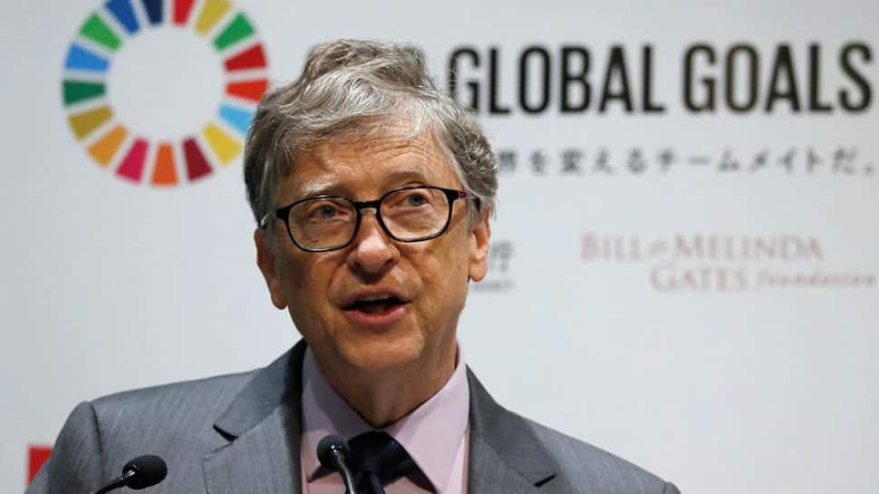 Gates dropped out of Harvard University to start Microsoft