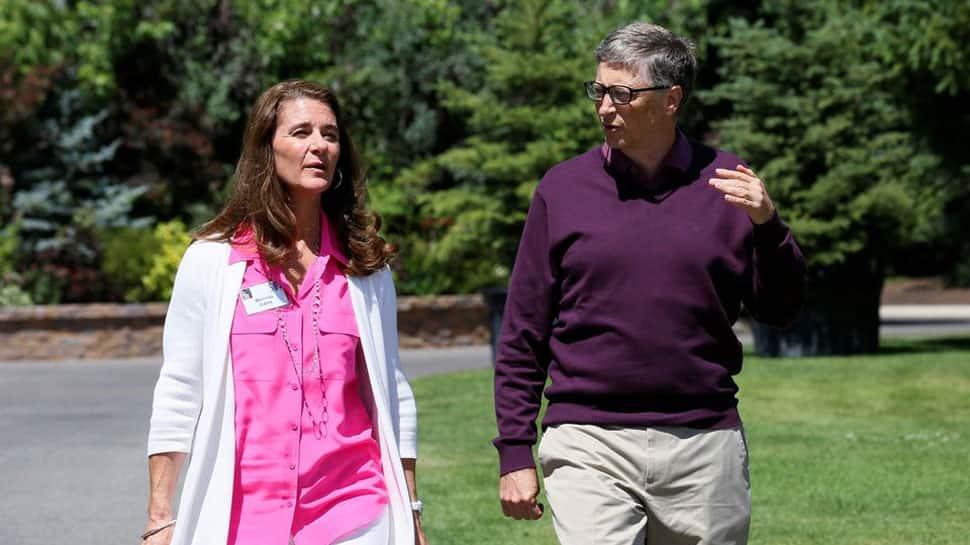 Bill and Melinda met in late 1980s