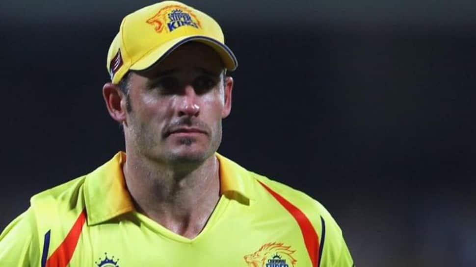 IPL 2021: CSK batting coach Michael Hussey tests COVID-19 positive