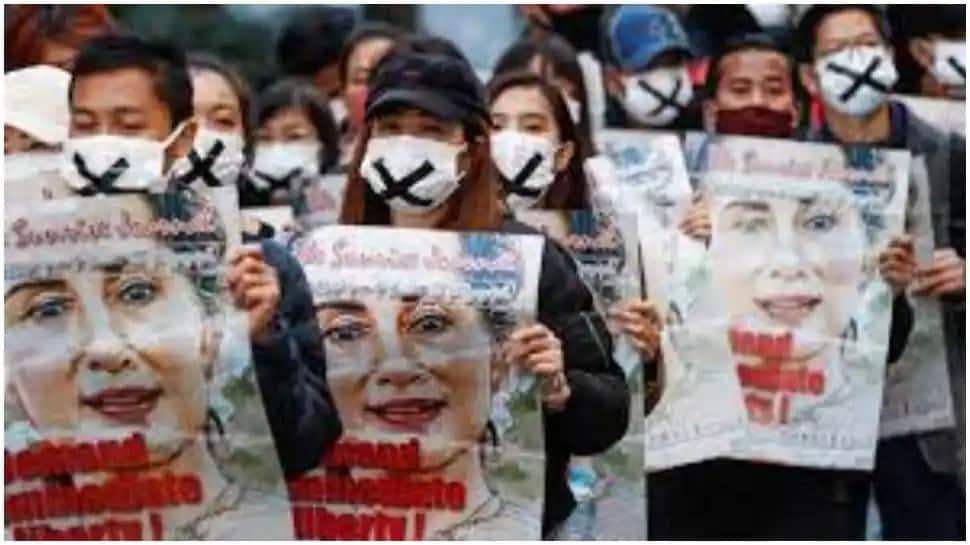 Myanmar military junta bans satellite TV, restricts Internet