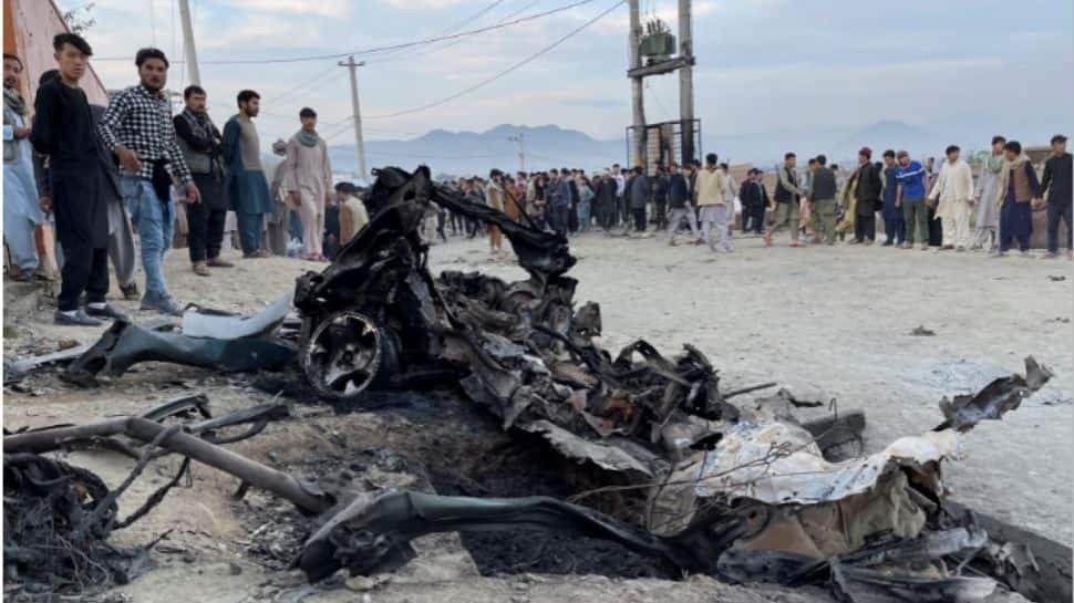 Afghanistan: At least 58 killed in school blast in Kabul, over 100 injured