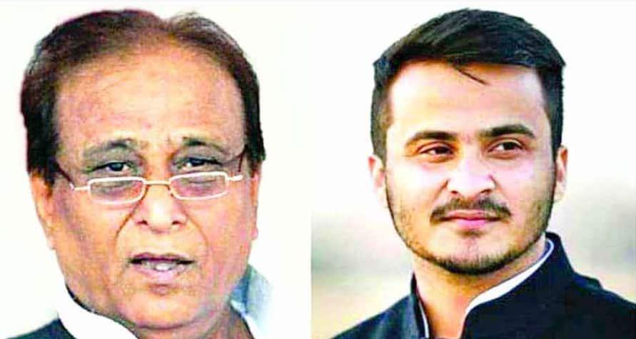 COVID-19 positive Azam Khan, son shifted to Lucknow's Medanta Hospital from Sitapur jail
