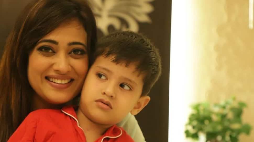 Shweta Tiwari shares shocking CCTV footage of estranged husband Abhinav Kohli trying to snatch her son