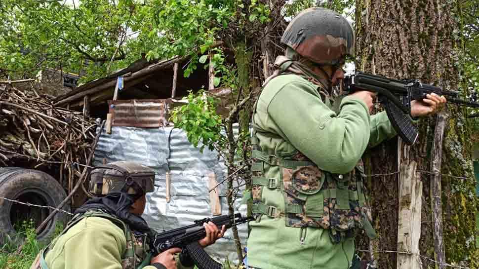 Terrorist involved in attack on J&K BJP leader's house in Srinagar killed in Anantnag encounter