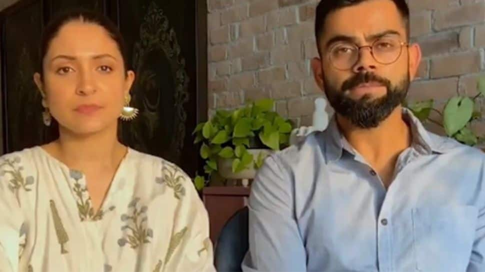 Anushka Sharma and Virat Kohli raise Rs 5 cr for COVID relief, thank fans for generous contributions