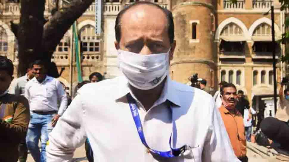 Antilia bomb scare case: Accused Sachin Waze dismissed from Mumbai Police service