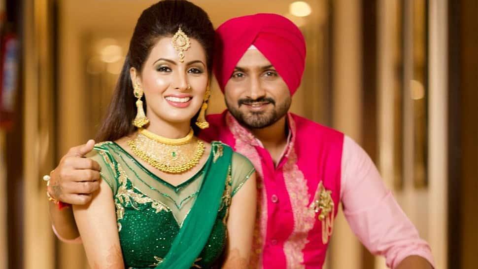 Preggers Geeta Basra spills the beans on cricketer hubby Harbhajan Singh, says he saw my poster and asked 'kaun hai ye ladki'?