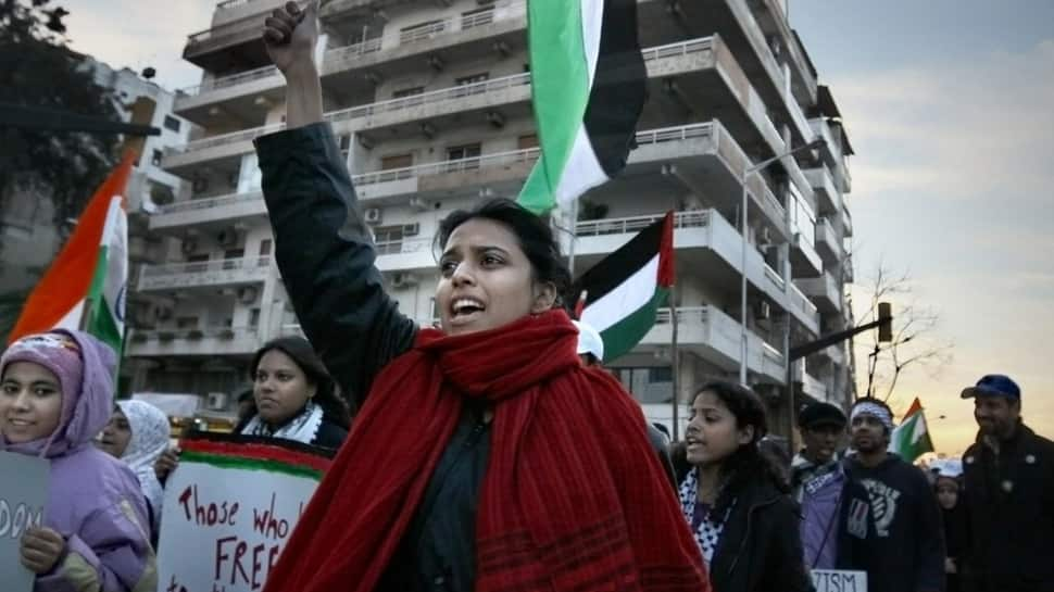 Swara Bhasker trends on Twitter after she supports Palestine and calls Israel an 'Apartheid State'