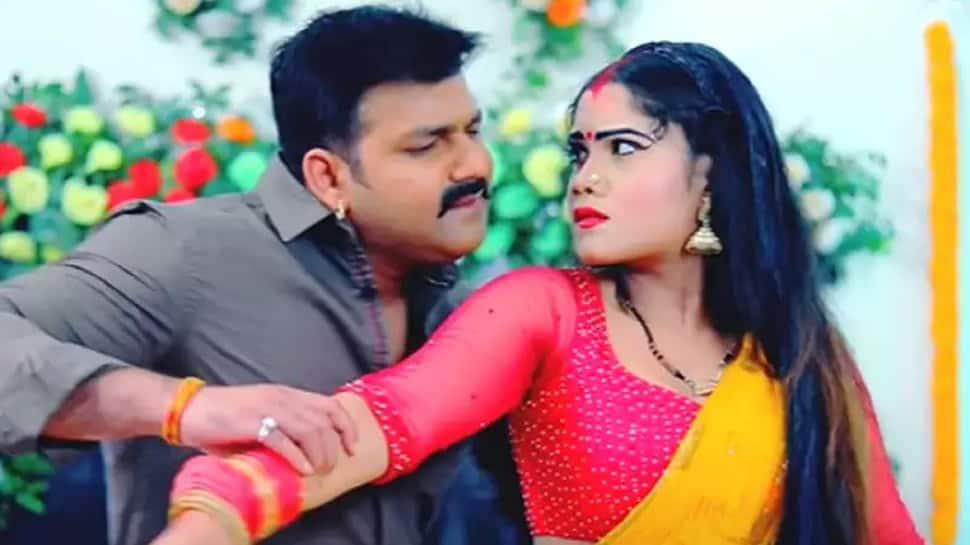 Pawan Singh's new Bhojpuri song 'Single Palangiya' heats up YouTube, goes viral - Watch
