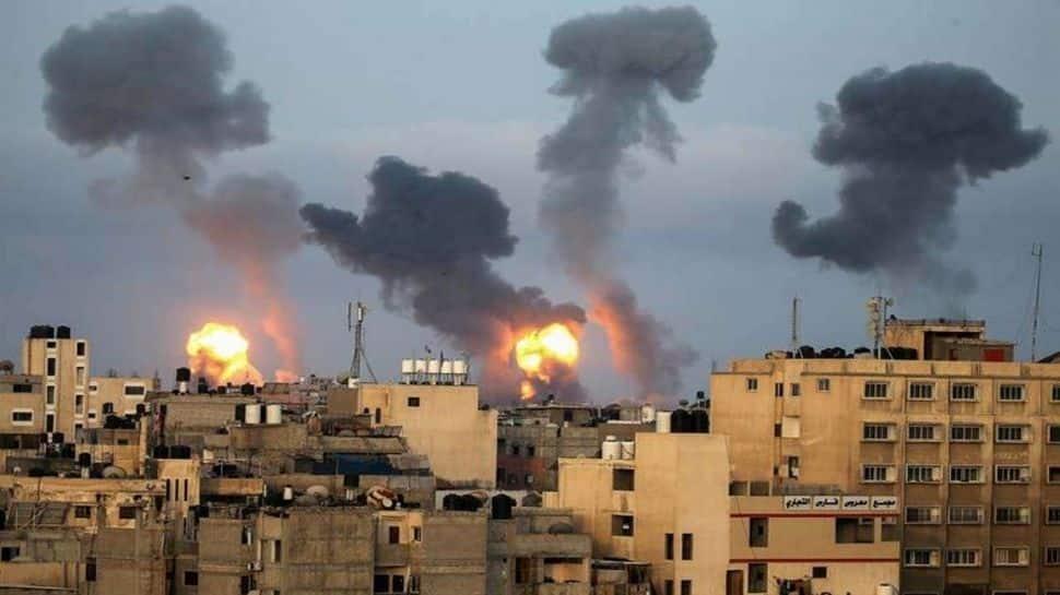 US President Joe Biden discusses Israel-Palestine conflict with Israeli PM Benjamin Netanyahu as death toll reaches 65 in Gaza, 7 in Israel