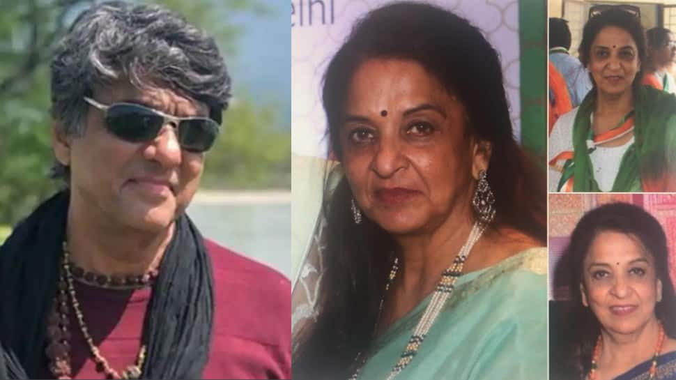 Mukesh Khanna's sister dies, Shaktimaan actor says 'I am shaken for the first time in life'