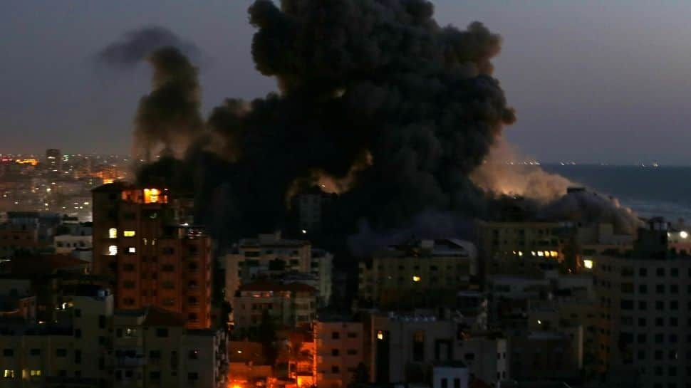 Israel-Palestine conflict: Death toll in Gaza crosses 100, US blocks UN meeting on issue