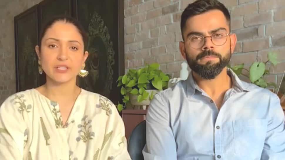 Anushka Sharma and Virat Kohli's COVID fundraiser effort surpasses target, raises over 11 cr