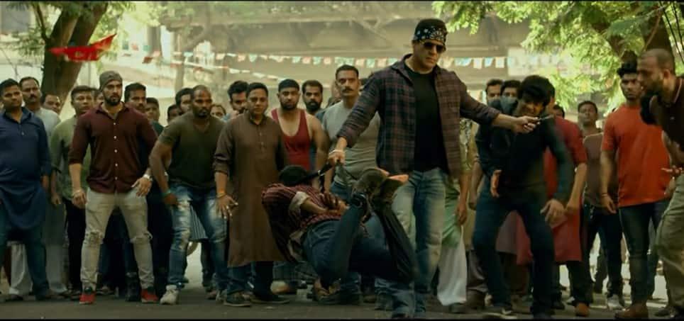 Salman turns hero!