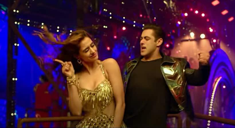 Salman and Disha burn the dance floor!