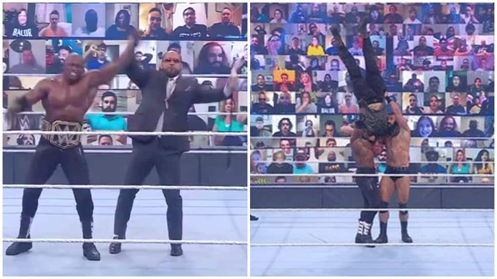 WrestleMania Backlash 2021 results: Bobby Lashley retains WWE Championship, Bianca Belair tames Bayley