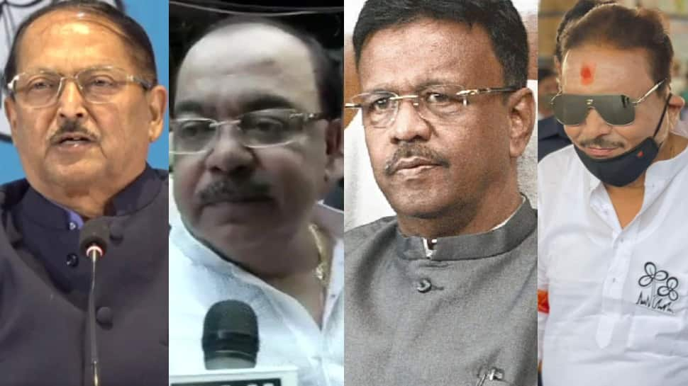 Narada sting case: West Bengal cabinet ministers Firhad Hakim, Subrata Mukherjee arrested along with TMC MLA Madan Mitra, ex-minister Sovan Chatterjee