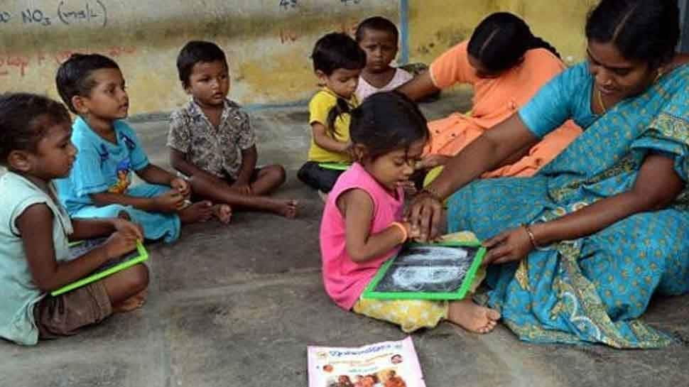Over 40% pre-school children in Anganwadis suffer from anemia and iron deficiency: Study