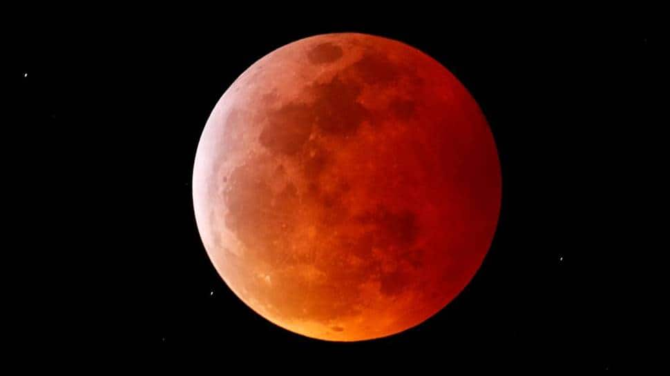Lunar Eclipse, Supermoon and red blood moon in India, check date, time and other details