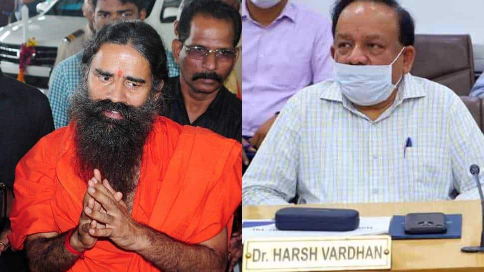 After Health Minister Harsh Vardhan's letter, Baba Ramdev apologises for remarks allopathy medicines, here's that happened