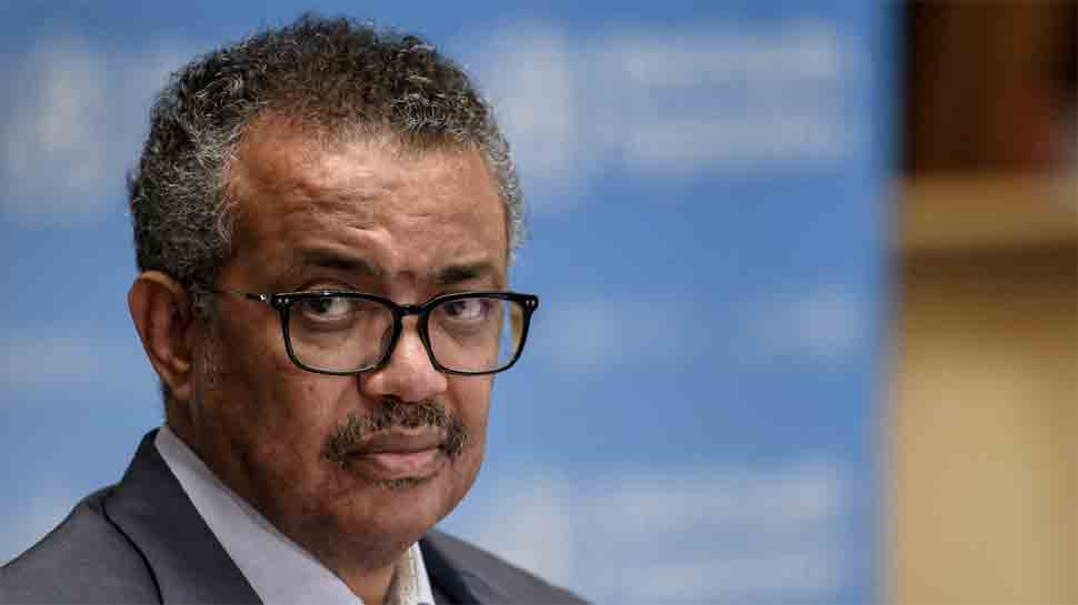 At least 115,000 health workers have died from COVID-19: WHO chief Tedros Adhanom Ghebreyesus