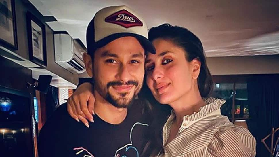Kareena Kapoor drops a stunning throwback pool pic with fam jam in cherry red bikini, wishes brother-in-law Kunal Kemmu on birthday!