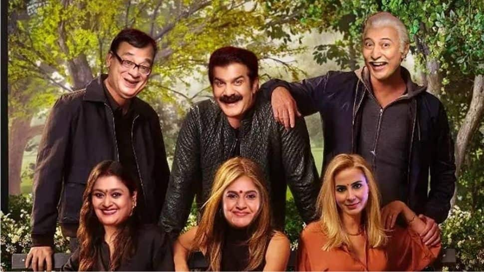 Khichdi gang in Friends: Reunion poster? Find out the truth from producer JD Majethia