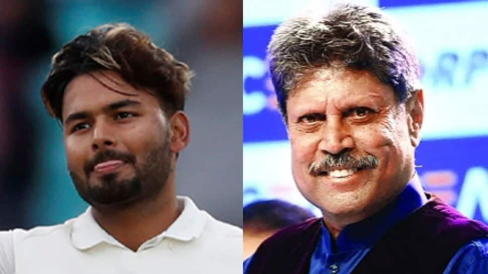 WTC Final: India legend Kapil Dev warns Rishabh Pant, advises him not to do THIS in England