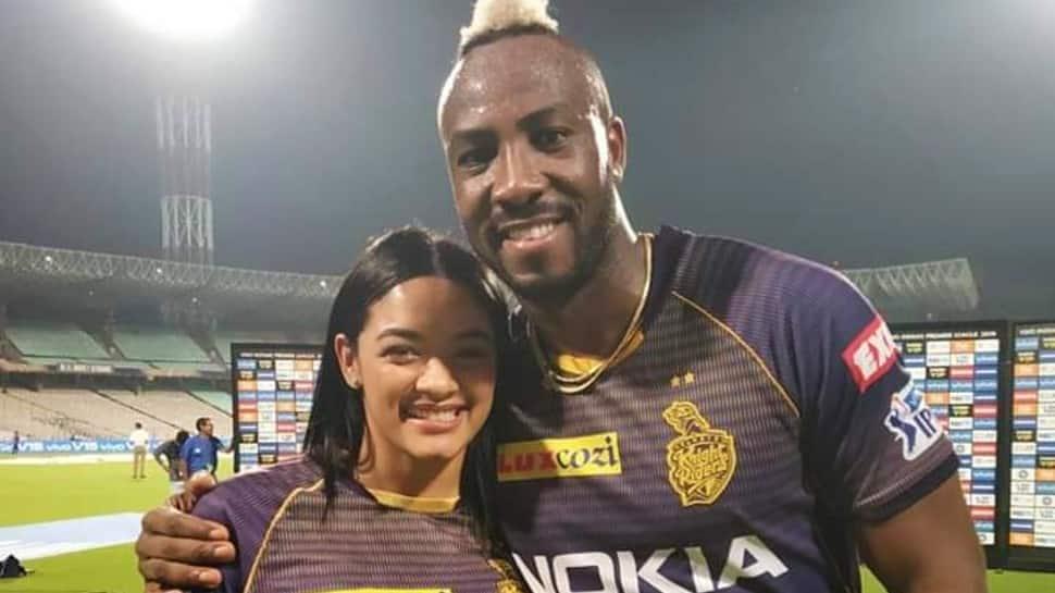 IPL 2021 suspension: Andre Russell's partner Jassym Lora sizzles on social media, check pics