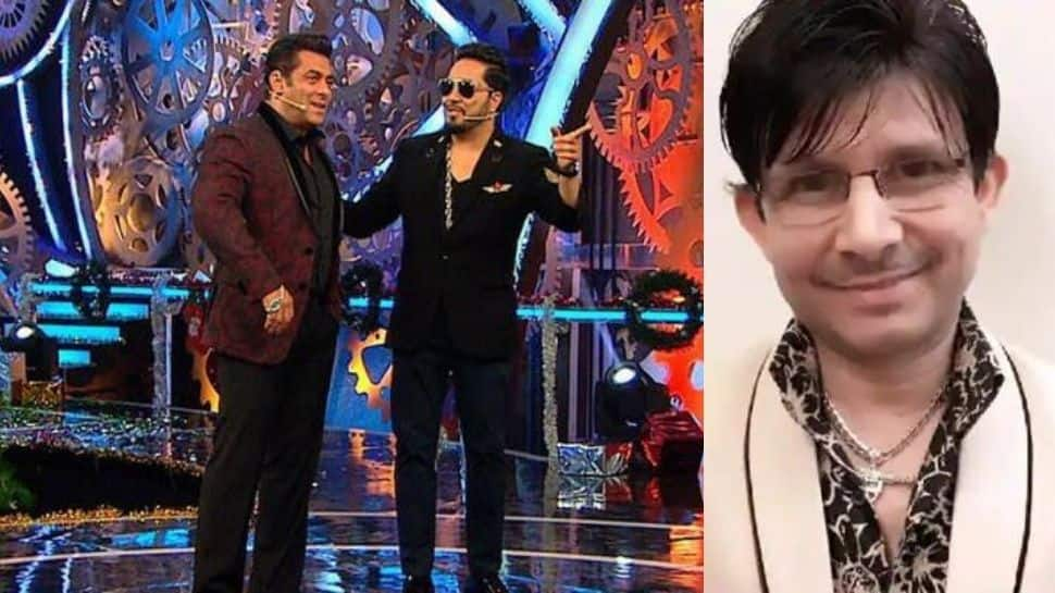 Mika Singh says he'll make song titled 'KRK Kutta' after Salman Khan's defamation suit against actor-critic