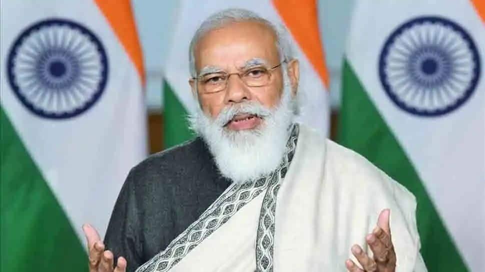 India followed 'sabka saath, sabka vikas, sabka vishwas' mantra: PM Modi recounts 7 yrs of governance