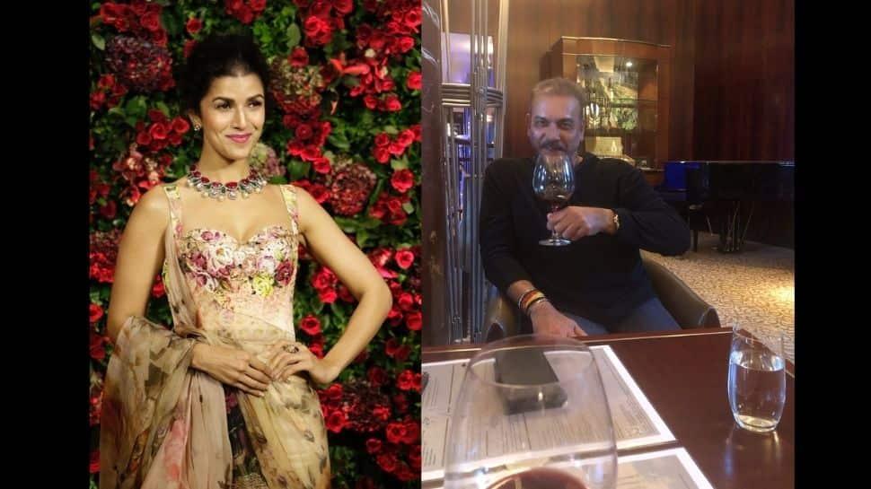 Ravi Shastri relation with actress Nimrat Kaur, Whats Cooking !