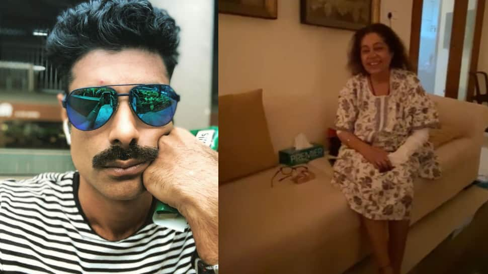 Kirron Kher, Anupam Kher appear in son's Sikander video, actress thanks fans for wishes against Cancer!