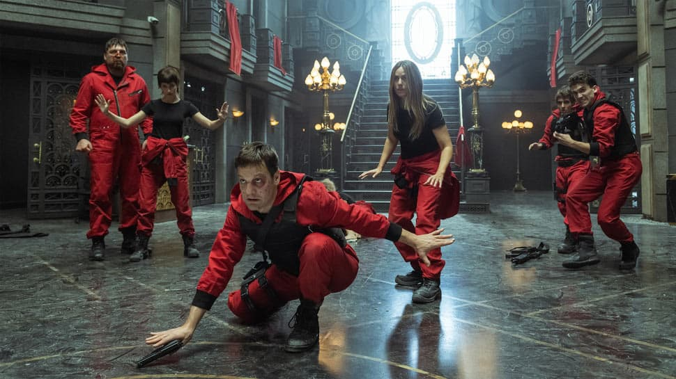 Money Heist Part 5: First pics of a thrilling finale released!