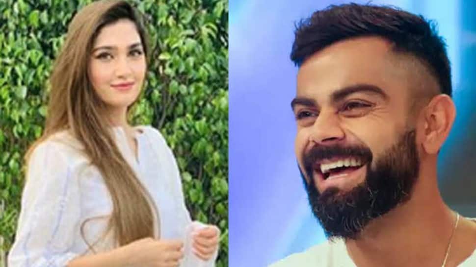 THIS Pakistan cricketer's wife is big fan of Virat Kohli, check out