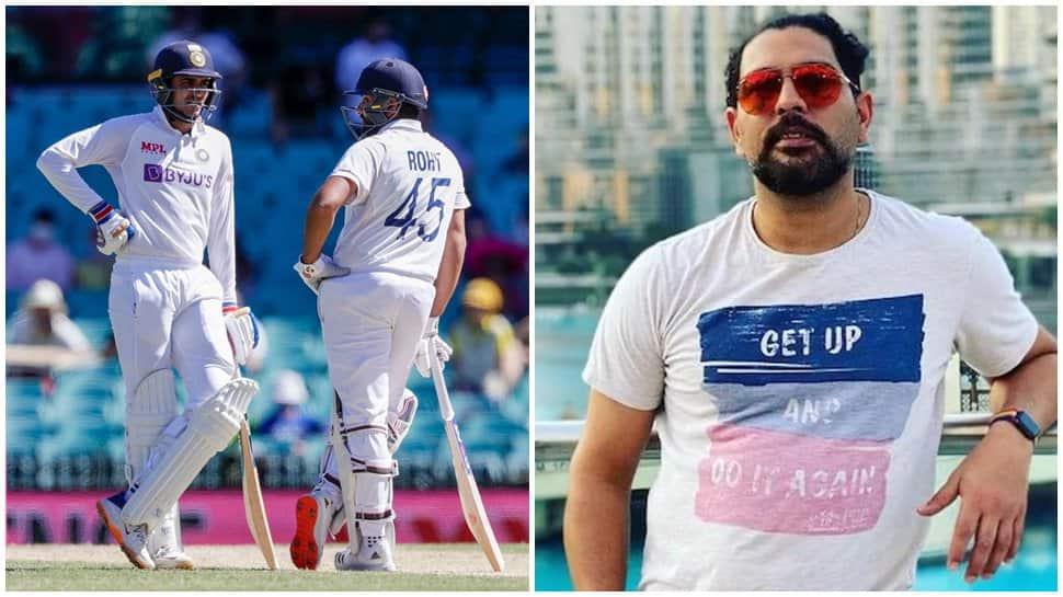 Yuvraj Singh shares batting tips for Rohit and Shubman