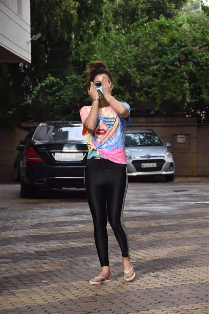 Her Tamil debut