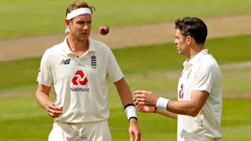 James Anderson's 10-year-old tweet calling Stuart Broad 'lesbian' goes viral, bowler deletes it