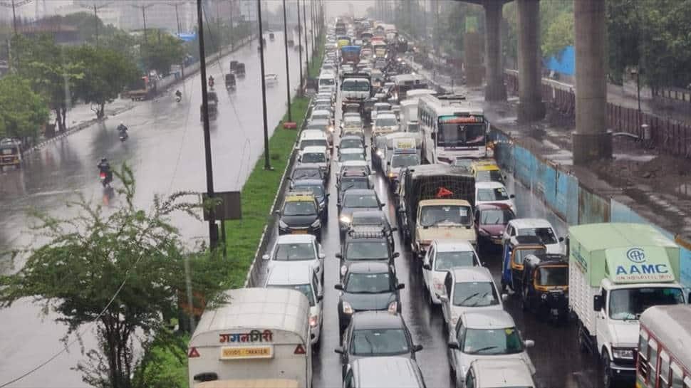 Mumbai rains IMD