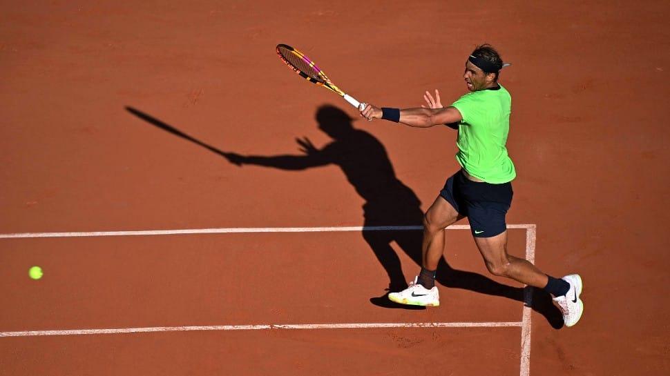 Rafa Nadal had won 36 successive sets in French Open before Diego Schwatrzman broke that streak in semifinals. (Source: Twitter)