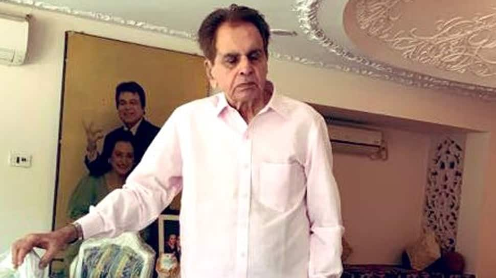 Dilip Kumar discharged from hospital, family friend gives latest health update!