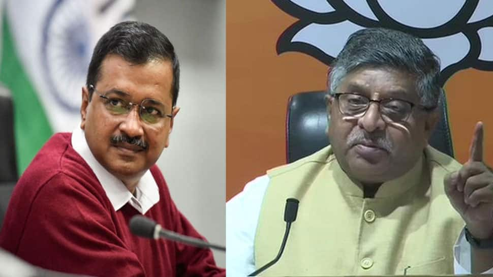 Doorstep ration delivery scheme: Delhi govt under control of ration mafia, says Union Minister Ravi Shankar Prasad